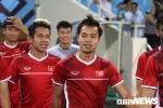 Văn Toàn tích cực tập luyện, hy vọng trở lại trận chung kết