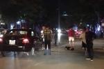 Thái độ vô cảm của tài xế gây tai nạn khiến người dân phẫn nộ