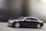 Chi tiết siêu xe Mercedes-Maybach S560 2018 vừa mới ra mắt