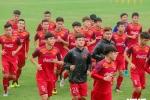 U23 Việt Nam tập đá một chạm, sẵn sàng tấn công đẹp mắt trước Thái Lan, Indonesia