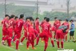 U23 Viet Nam tap da mot cham, san sang tan cong dep mat truoc Thai Lan, Indonesia hinh anh 1