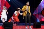 Trực tiếp tập 4 Giọng hát Việt nhí 2016: Noo Phước Thịnh khiêu vũ cùng 'mẹ Cám' Đông Nhi