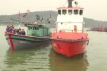 Cứu hộ thành công 7 ngư dân trên tàu cá gặp nạn ở vùng biển Nghệ An