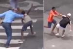 Cảnh cướp giật táo tợn công khai ở Rio