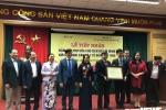 Ngày Thầy thuốc Việt Nam: Bộ Y tế tiếp nhận bản sao Thư của Chủ tịch Hồ Chí Minh gửi cán bộ y tế