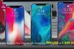 Video: Chuyên gia dự đoán giá bán iPhone 2018, mẫu rẻ nhất 699 USD