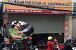 Truy bắt kẻ đâm trọng thương cán bộ Công an tỉnh Hải Dương