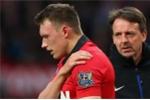 Sao trẻ Man Utd nhập viện, nguy cơ lỡ World Cup