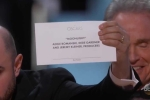 Clip thảm họa Oscar 2017: MC công bố nhầm giải thưởng cho 'La La Land'