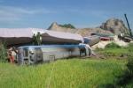 Tai nạn lật tàu thảm khốc ở Thanh Hóa: Công bố nguyên nhân vào chiều nay