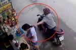 Bắt hàng loạt đối tượng chuyên giật đồ phụ nữ trên phố