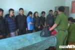 Triệt phá ổ bạc được cảnh giới cẩn mật ở Đắk Lắk