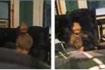 Hình ảnh đáng sợ như bóng ma trẻ em trong căn hộ ở New York