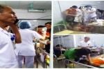 Gần 100 trẻ mầm non ở Hà Nội nhập viện sau khi ăn buffet ở trường