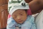 Bé sơ sinh bị bỏ rơi trước cổng nhà dân ở Quảng Ninh