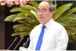 Bi thu Nguyen Thien Nhan: 'Van phong Thanh uy se khong lam kinh te' hinh anh 1