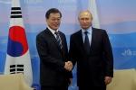 Gặp Tổng thống Hàn, ông Putin nói Nga không công nhận vị thế hạt nhân của Triều Tiên