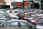 Hơn 2.500 ô tô nhập khẩu về Việt Nam trong tuần, chủ yếu từ Thái Lan, Indonesia