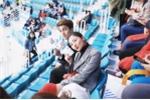 Văn Mai Hương - Bình An tay trong tay đến gặp 'thần chết' Lee Dong Wook
