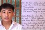 Video: Gặp nam sinh Phú Thọ đạt 9,75 điểm môn Văn, chữ đẹp như vẽ