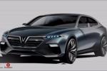 Video 3D mô phỏng mẫu thiết kế ô tô đầu tiên của VinFast