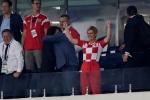 Tổng thống và quan chức Croatia xây dựng thương hiệu quốc gia qua bóng đá thế nào?