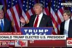 Clip: Donald Trump phát biểu chiến thắng