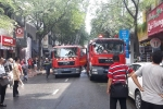 Cháy khách sạn ở trung tâm TP.HCM: Nghi vấn 3 thợ hàn gây cháy