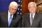 Tổng thống Palestine từ chối gặp Phó Tổng thống Mỹ vì Jerusalem
