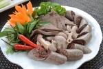 Những món ăn cực độc với người bị huyết áp cao