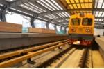 Video: Hình ảnh lăn bánh đầu tiên của tàu cao tốc Cát Linh - Hà Đông
