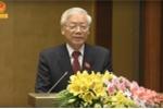VIDEO Trực tiếp: Chủ tịch nước Cộng hòa xã hội chủ nghĩa Việt Nam thực hiện nghi thức tuyên thệ nhậm chức