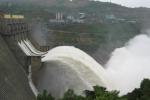 Sáng mai, 3 hồ thủy điện phía Bắc đồng loạt xả lũ