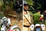 Dân bản chặn xe CSGT, đòi thu phí 100 nghìn đồng mới cho qua đường