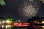 Hà Nội công bố 30 điểm bắn pháo hoa đêm giao thừa