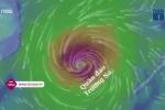 Khả năng có bão số 2 trong dịp Tết Mậu Tuất 2018