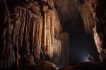 Ảnh: Vẻ đẹp kỳ ảo những hang động mới được khám phá ở Quảng Bình