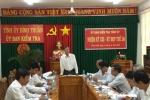 Xây nhà lấn chiếm đất công, 2 lãnh đạo Hội Đông y Bình Thuận bị cảnh cáo