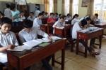 Đề thi vượt quá chương trình, học sinh 12 trường làm lại bài kiểm tra