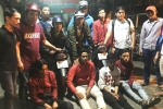 Đội hiệp sĩ tóm gọn nhóm cướp giật trong đêm Giao thừa ở Bình Dương