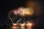 Ban tổ chức Lễ hội pháo hoa quốc tế Đà Nẵng xin lỗi khán giả