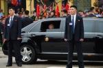 Mercedes S600 Pullman Guard - 'Lá chắn thép' của ông Kim kiên cố thế nào?