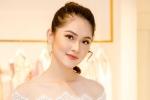 Á hậu Thùy Dung tất bật thử trang phục trước thềm 'Hoa hậu Quốc tế 2017'