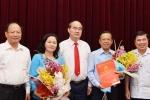 Ban Tổ chức, Ban Dân vận Thành ủy TP.HCM có trưởng ban mới