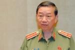 Bộ trưởng Công an sẽ trả lời chất vấn trước Uỷ ban Thường vụ Quốc hội