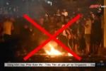 Người dân quá khích xuống đường gây rối ở Bình Thuận: Tin mới nhất