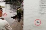Phát hiện thi thể người đàn ông 40 tuổi nổi trên mặt nước hồ Tây