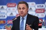 Trưởng BTC World Cup 2018 bị cấm tham gia hoạt động thể thao suốt đời