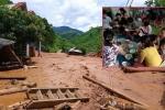 Lũ quét, sạt lở xóa sổ nhà cửa tại bản vùng cao Thanh Hóa