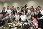 Thủ tướng Abe hứng bão chỉ trích vì mở tiệc giữa lúc Nhật Bản xảy ra thảm họa mưa lũ